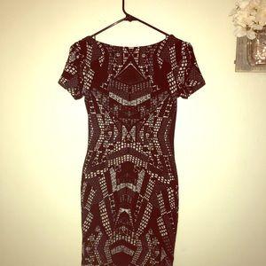 Black cotton forever 21 dress